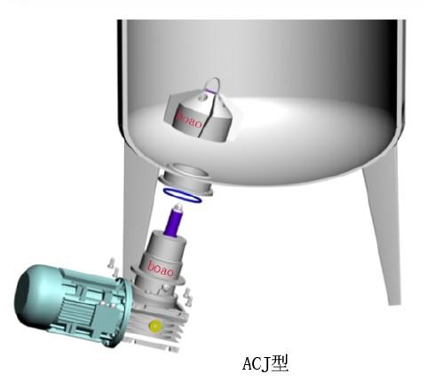 工作温度,工作压力 工作原理: acj型卫生 磁力搅拌器主要是为了制药